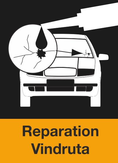 Reparation vindruta