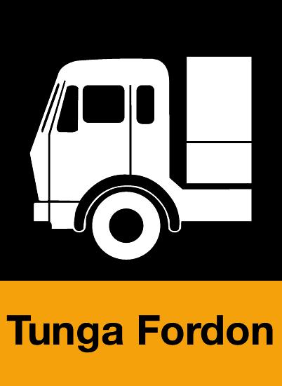Tunga fordon
