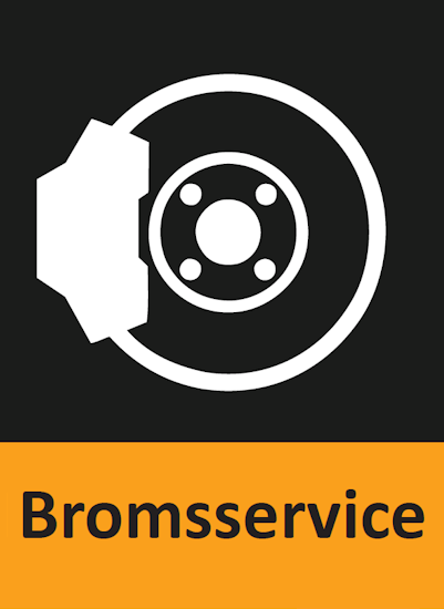 Bromsservice