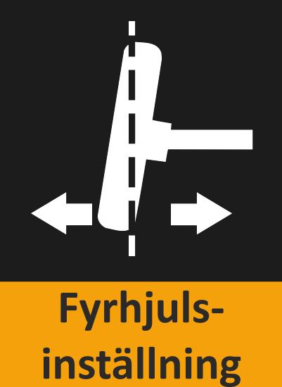 Här ser du en ikon över att BestDrive kan utföra fyrhjulsinställning på din personbil.