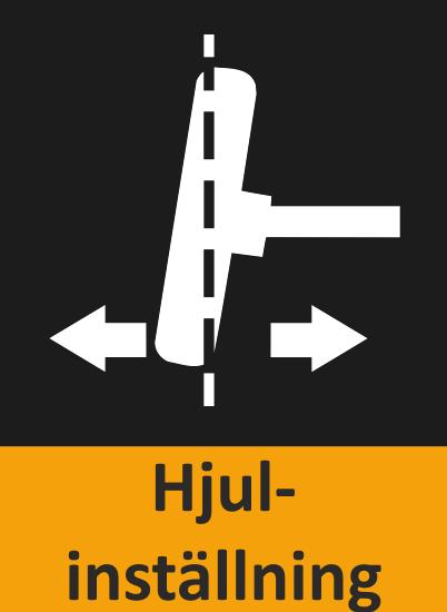 Här ser du en ikon över att BestDrive kan utföra hjulinställning på din personbil.