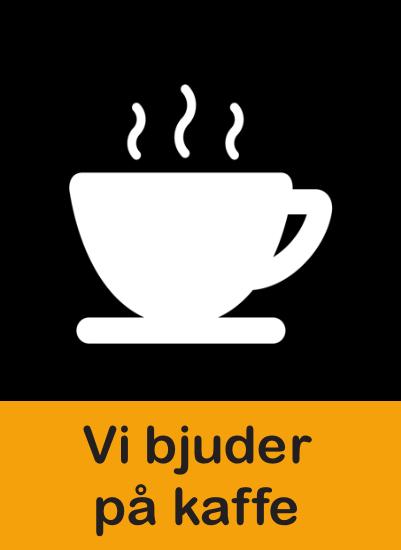 Kaffe under tiden som du väntar