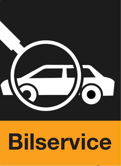 Vi erbjuder bilservice enligt de kriterierna som kommer direkt från din biltillverkare.