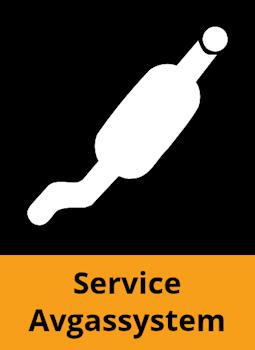 Byta avgassystem & service för avgassystem