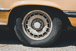 Vad händer med gamla däck?